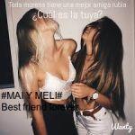 MaiyMeli BestsFriendsforever